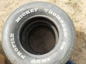 MICKEY THOMPSON  INDY PROFILE