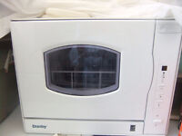 Counter top/portable dishwasher (Danby)