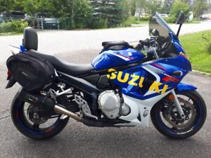 Your search ends here. Amazing GSX650F
