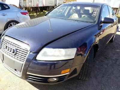 Front Bumper S Line Without Headlamp Washers Fits 05-08 AUDI A6 450501