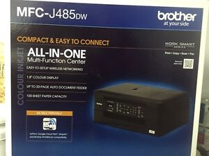Printer All-In-One BROTHER