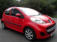 Peugeot 107 1.0 Urban 5 DOOR JUST £20 A YEAR RAD TAX 11 PLATE 2011 YEAR