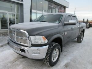 2012 Ram 3500 Laramie  - Leather Seats -  Bluetooth