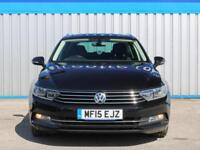 Volkswagen Passat 2.0 Se Business Tdi Bluemotion Technology 2015 (15)