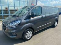 2020 Ford Transit Custom 300 L2 2.0 EcoBlue 130ps Low Roof Limited Van Panel Va