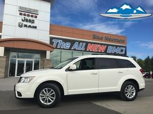 2014 Dodge Journey SXT  ACCIDENT FREE, LOCAL TRADE, BLUETOOTH