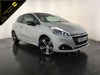 2016 PEUGEOT 208 GT LINE 1 OWNER FROM NEW FINANCE PX WELCOME