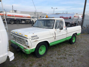 Ford F250 1967
