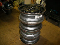 SPARE RIMS( size 13)
