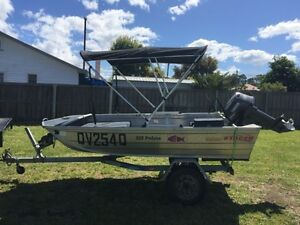 Stacer 11 1/2ft Aluminium Dinghy Warrane Clarence Area Preview