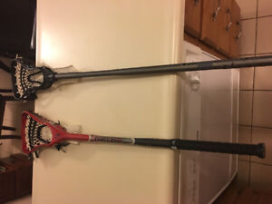 Harrow Composite Jr Lax Stick