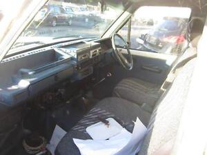 WRECKING NISSAN MK PATROL ***ALL PARTS AVAILABLE*** Brooklyn Brimbank Area Preview