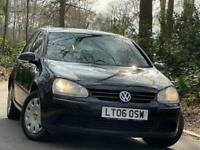 2006 Volkswagen Golf 1.6 FSI S 5dr Hatchback Petrol Manual