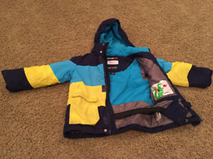 Winter coat Tec Insulate size 4T (from sportchek)