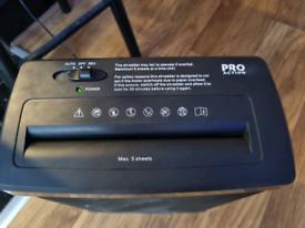 Electric Shredder