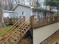 Cottage for sale in the beautiful Muskokas