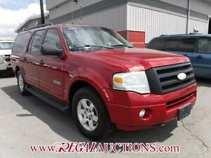 2008 FORD EXPEDITION XLT MAX 4D UTILITY 4WD XLT MAX