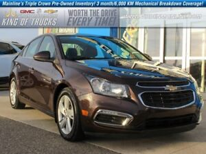 2015 Chevrolet Cruze Diesel  - Leather Seats -  Heated Seats - $