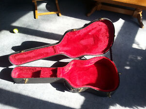 Hard shell Acoustic guitar case