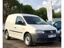 2008 Volkswagen Caddy 2.0 SDI PD Panel Van 4dr
