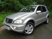 "2004 54 Mercedes-Benz ML270 2.7TD auto CDI..FULL AMG BODYKIT & 18"" AMG ALLOYS !!"