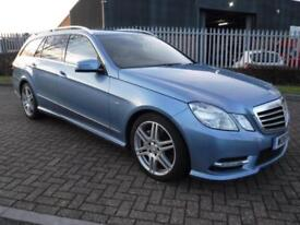 Mercedes-Benz E350 3.0CDI ( 265bhp ) Blue Efficiency 2012MY CDI Sport 7 SEATS