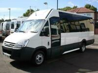 IVECO DAILY 17 SEAT MINI COACH CERTIFICATE OF INITIAL FITNESS TACHO PSV BOOT