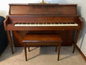 Beautiful Gerhard Heintzman Piano
