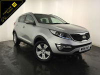 2014 KIA SPORTAGE 2 CRDI DIESEL 1 OWNER FROM NEW KIA SERVICE HISTORY FINANCE PX