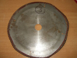 Cutting blade 14-inch, inner diameter of 1.5 inches 112 teeth