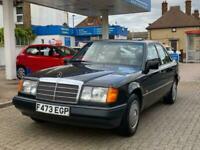 1988 Mercedes-Benz 230 E Auto Saloon Petrol Automatic