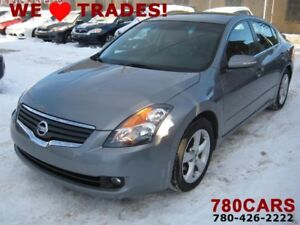 2007 Nissan Altima 4dr Sdn 3.5 SE - LEATHER - H/SEATS - SUNROOF