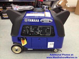 2016 Yamaha EF3000ISE