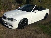 2002 BMW 3 Series 2.5 325Ci Sport Convertible 2dr Petrol Automatic (239