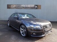 Audi A4 Black Edition 2.0 TDI 170PS (grey) 2011
