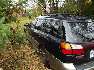 2003 Subaru Outback Hatchback West Island Greater Montréal image 2