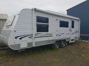 21.6ft Ventura family caravan Scottsdale Dorset Area Preview