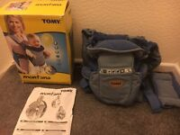 Tomy 3 Positions Baby Carrier
