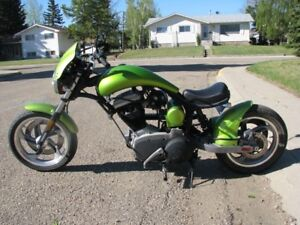 Custom Buell for trade or sale