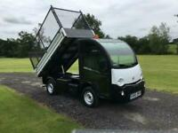 Fully electric tipper truck ideal camp site or councils