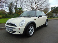 Lovely 2004 Low Mileage Mini 1.6 One Drives beautifully New MOT Must See