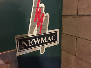 NewMac wood-oil combination furnace