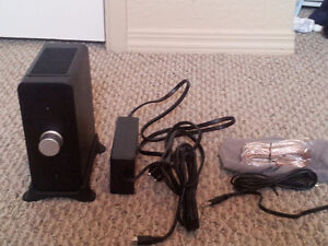 Audioengine N22 Amplifier and D1 Dac