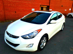 2012 HYUNDAI ELANTRA GLS ***MANUAL ***