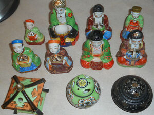 incense burners