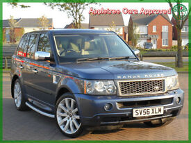 2006 (56) Land Rover Range Rover Sport 2.7 TDV6 HSE Automatic