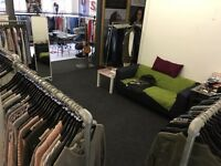Part time showroom asst/model reqd