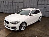 BMW 120d M Sport Auto Plus
