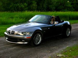 BMW Z3 Roadster décapotable 3.0L