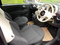 Fiat 500 1.2 POP++£30 ROAD TAX++ (purple) 2013